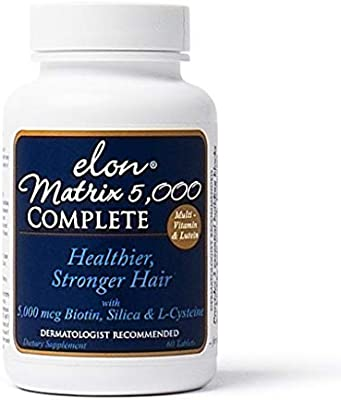 Matrix 5,000 Complete Multi-Vitamin for Hair - 2 Pack