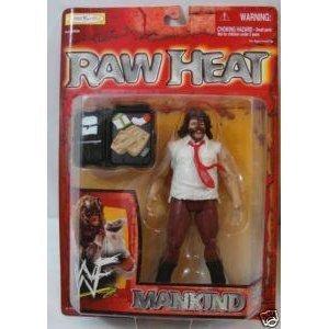 Raw Heat  Mankind by Titan Sports
