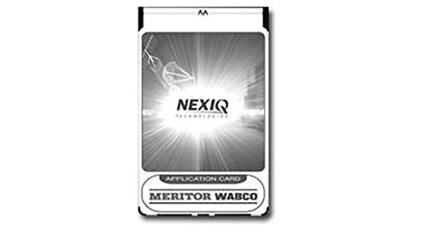 Meritor easy stop abs codes | Wabco VCS II version ECU Blink