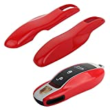 TOMALL smart protector Keyless Remote Key Case Key fob shell Cover for PORSCHE Cayenne Panamera Macan 911 Key Replacement Case