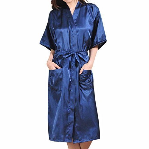 SJINC Womens Bathrobes Kimono Lingerie