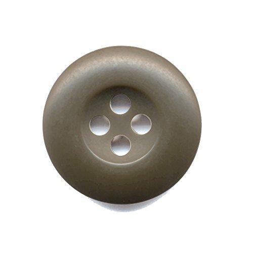 Rothco Bag of 100 B.D.U. Buttons, OD ()