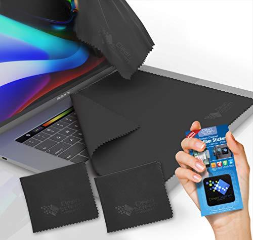 CLEAN SCREEN WIZARD Microfiber Screen Keyboard