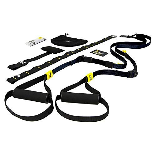 - TRX GO Suspension Trainer System: Lightweight & Portable| Full Body Workouts, All Levels & All Goals| Includes Get Started Poster, 2 Workout Guides & Indoor/Outdoor Anchors