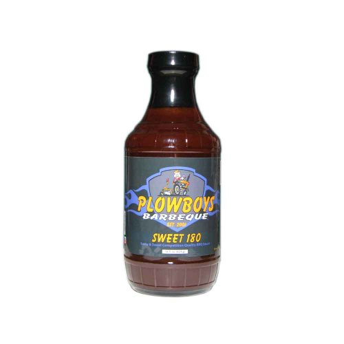 Plowboys Sweet 180 BBQ Sauce