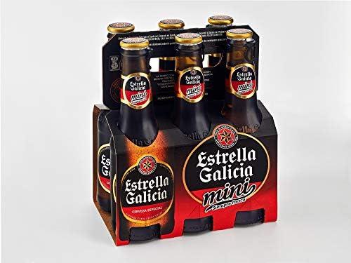 Cerveza E.Galicia 20Cl P-6 5.5º: Amazon.es: Alimentación y bebidas