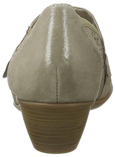 EU Murmel 42 Beige Antique Escarpins D5006 Femme Murmel 41 Remonte Beige O87Xqx1nA
