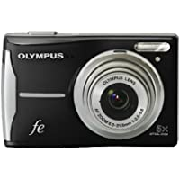 Olympus FE-46 12MP Digital Camera with 5x Optical Zoom and 2.7 inch LCD (Pearl Black) Noticeable Review Image