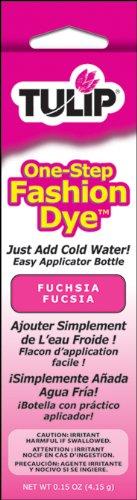 Tulip One-Step Dye Kits- - Pink Dye Fabric
