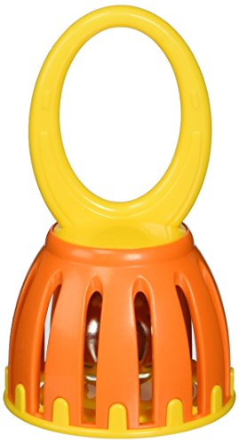 "Hohner Kids / 5"" Handled Cage Bell, Colors Vary"