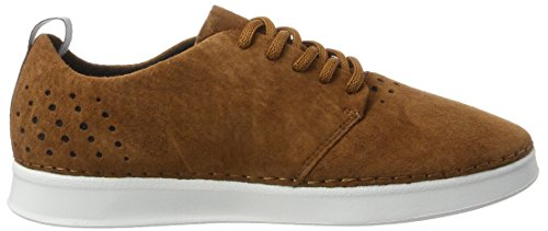 Boxfresh Men's Carle Uh Pgsde Trainers, Fox Brown (Brown)