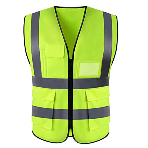 Safety Clothing Pvc Reflective Tape Safety Reflective Vest Highways Sanitation Reflective Mesh Vests