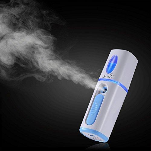 Cheap YAYAXI Yayaxi Nano Face Mist Mini Cool Mist Sprayer Beauty Facial Moisturizing & Hydrating For Skin Care Rechargeble Sprayer Blue…