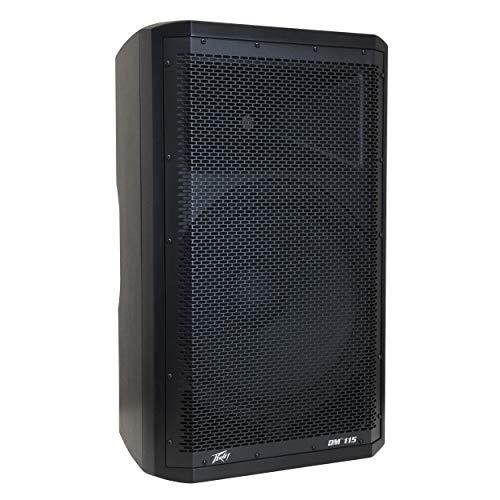 Peavey Dark Matter Powered bi-amplified analog amp powered PA Speaker Cabinet from Peavey