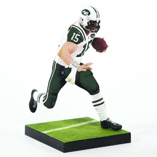 McFarlane Toys NFL Series 31: Tim Tebow 2 Action Figure (White Football Signature Jersey)