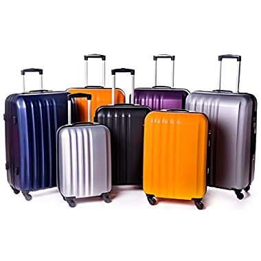 Merax MT Imagine Luggage 3 Piece Spinner Set
