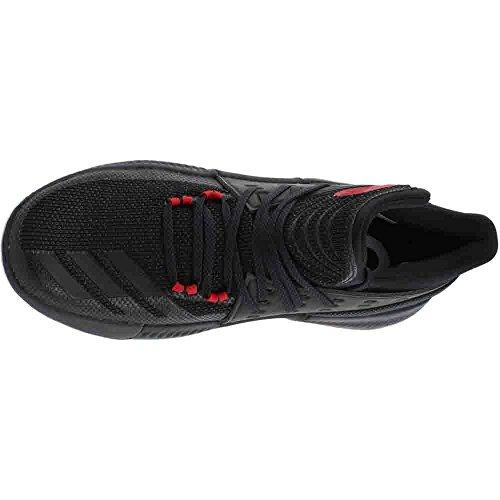 Adidas D Hombre Negro Lillard Zapatillas Baloncesto 3 De qq6rpF
