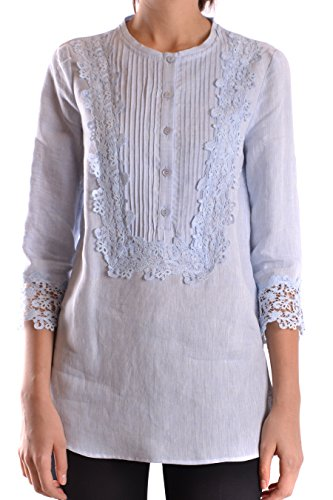 ermanno-scervino-womens-cm39194-light-blue-linen-blouse