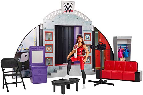 - Mattel WWE Superstars Entrance Playset