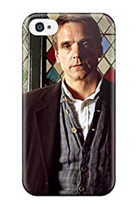 For EVHMEFJ7725RVQfA Jeremy Irons Protective Case Cover Skin/iphone 4/4s Case Cover