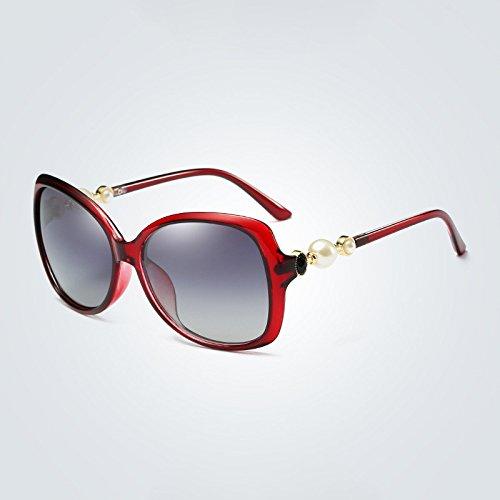 Pour Style Soleil Nouveau Gradient Polarized amp;y Lunettes Haute Mode 1 Femme Adultes Lens Man De Fashion Uv400 Butterfly Qualité qCap6vwn