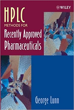 HPLC Methods for Recently Approved Pharmaceuticals