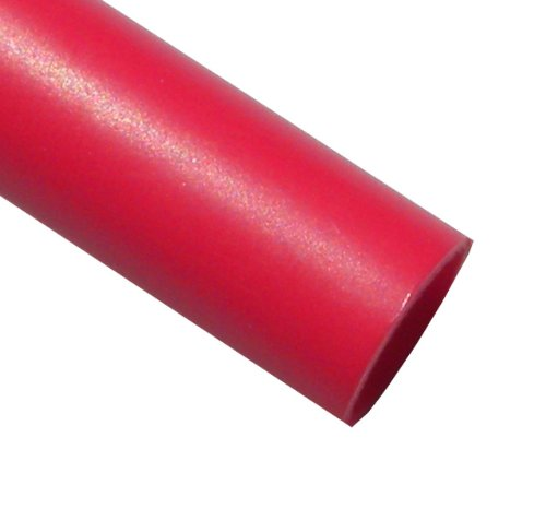 Dunbar M23053/4-302-2 3:1 Heat Shrink 1/4 inch Red 4 ft Stick (100ft package)