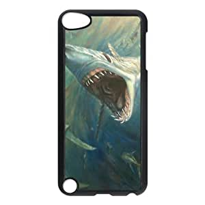 LP-LG Phone Case Of Deep Sea Shark For Ipod Touch 5 [Pattern-1]