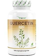Vit4ever® Quercetine - 500 mg - 120 capsules - Japanse snoerboom bloemenextract - laboratorium geteste zuiverheid - hoge dosis - natuurlijk - veganistisch