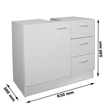 Surprising Deuba Under Sink Storage Cabinet Bathroom Storage Vanity Furniture Drawers Download Free Architecture Designs Grimeyleaguecom