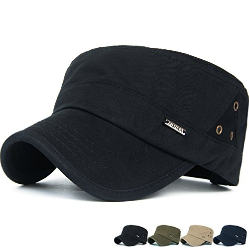 REDSHARKS Cadet Caps Military Hats Fit for Unisex Adult Various Style and Colors Gi Style Jungle