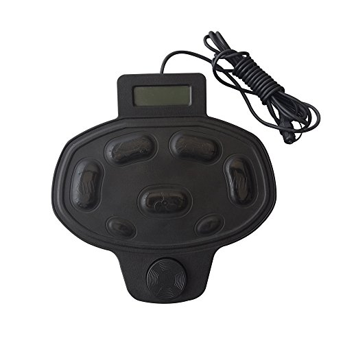 - Haswing CaymanB Foot Controller/Foot Pedal Wired for Bow Mount Electric Trolling Motor