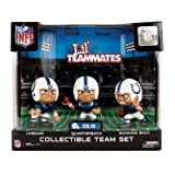 Indianapolis Colts Official NFL Lil Teammates NFL Team Sets Toy Figures by Party Animal Inc