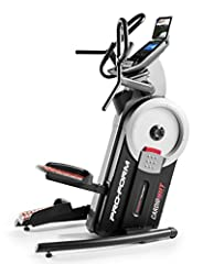 Feel the burn when you step up on the Cardio HIIT Trainer. Between 24 resistance levels and the 4-inch elliptical path, your legs will get a great workout-without actually having to climb up a mountain. And with the new technology you have th...