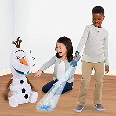 Olaf Disney Frozen 2 Follow-Me with BJ's Exclusive Colored Remote: Toys & Games