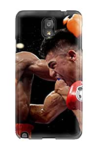 4423289K45841276 Snap-on Case Designed For Galaxy Note 3- Mayweather