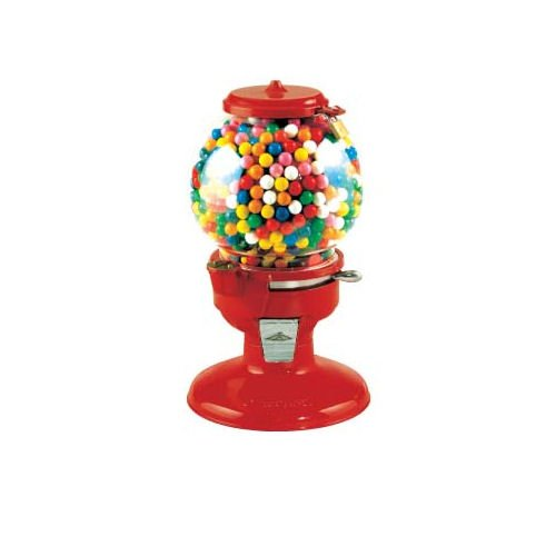 Old Gumball Machine - 5