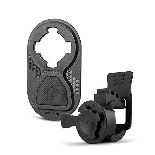 Rokform [Universal] Sport-Series Portable Bike Mount / Holder & Universal Adapter, Twist Lock Security