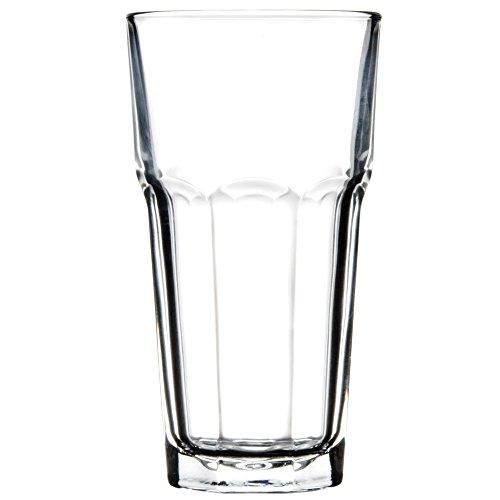 Libbey 15256 Gibraltar DuraTuff 16 oz Cooler Glass , SET OF