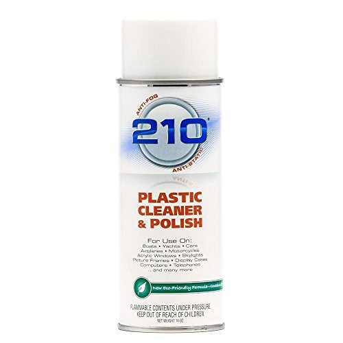 Camco 210 Plastic Cleaner/Polish