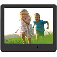ViewSonic VFD820-50 8-Inch Digital Photo Frame (Black)