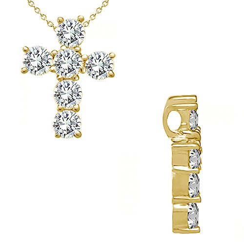 Prices for Diamond Fancy Cross - 6