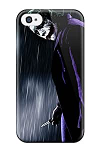 Kevin Charlie Albright's Shop 9470398K22771975 New Cute Funny The Joker Case Cover/ Iphone 4/4s Case Cover