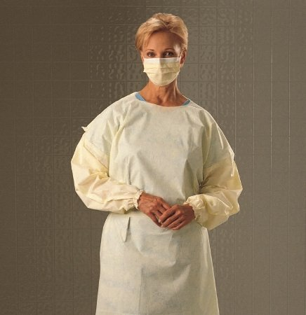 Halyard Valueselect Protective Procedure Gown - 69124CS - 100 Each / Case