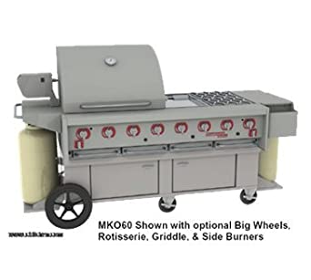 Magikitch'n MKO30 Outdoor Modular Cooking Suite