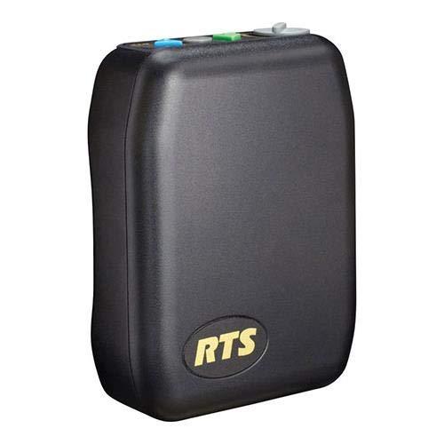- Telex RTS RadioCom TR-240 2.4 GHz Wireless Intercom Beltpack A4M Headset Jack