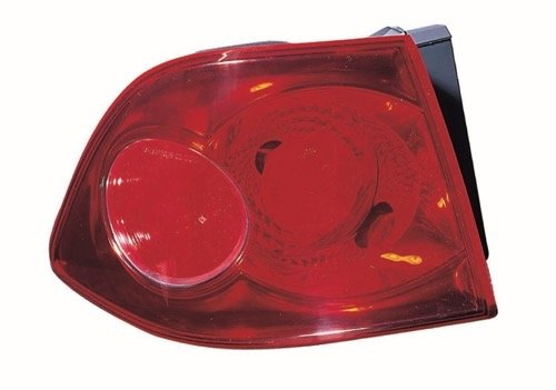 Go-Parts ª OE Replacement for 2006-2008 Kia Magentis Rear Tail Light Lamp Assembly/Lens/Cover - Left (Driver) Side Outer 92401 2G030 KI2804100 for Kia Magentis