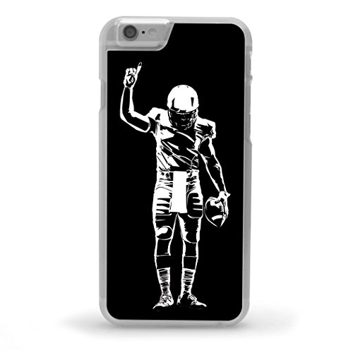 Football iPhone 6/6S Case   Number One Player   Black