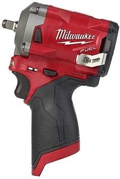Milwaukee 2554-20 M12 Fuel Stubby 3/8