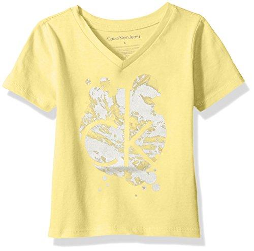 Yellow Logo Shirt - 5